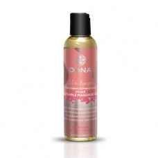 DONA Kissable massage oil (vanilės skonio)